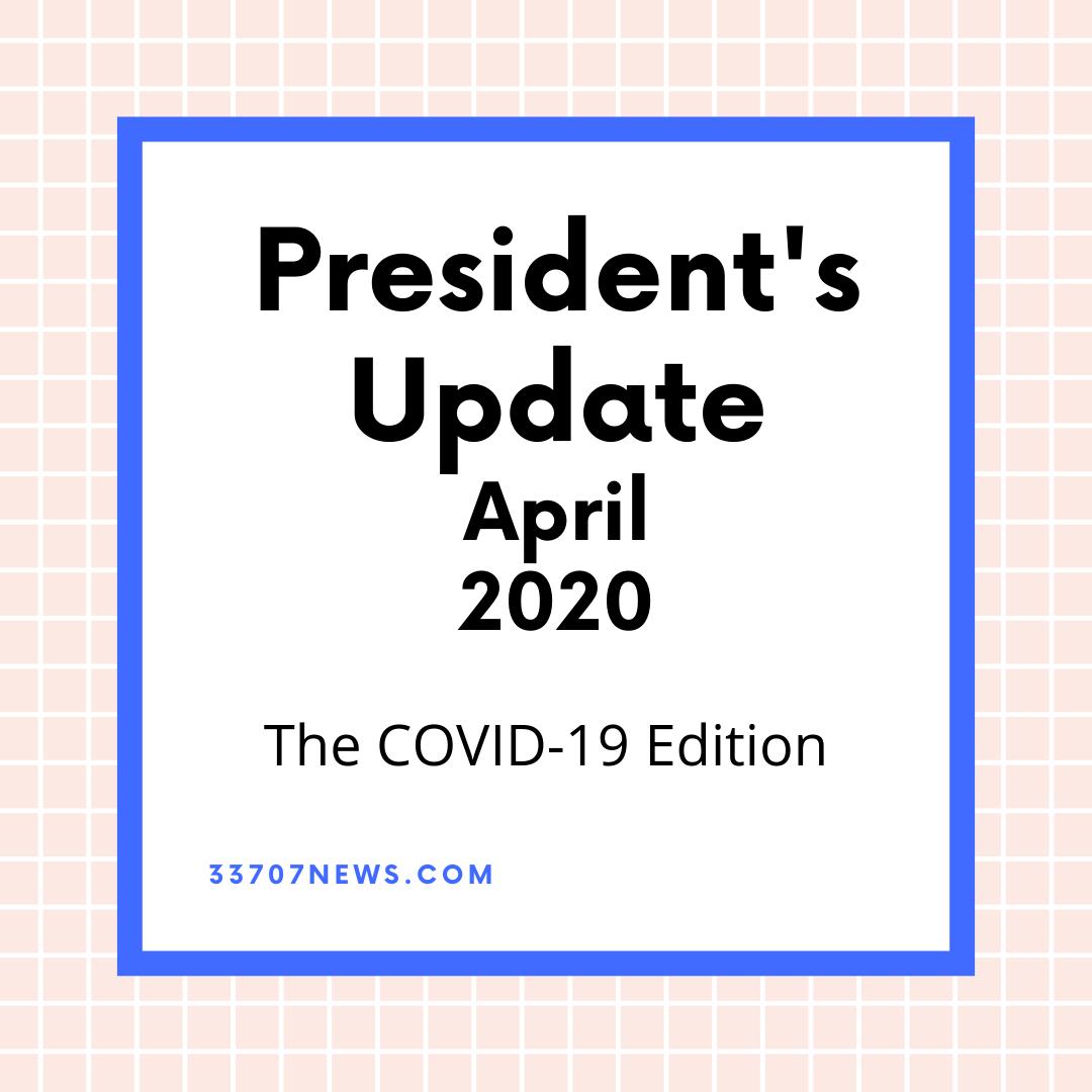 President's Update February 2020